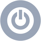 Program Icon College Start - Gray