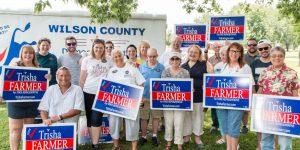 Trisha Farmer campaign photo